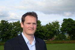 Picture of Mike Giles – Group Marketing Director