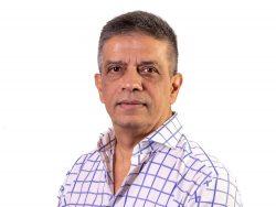 A Picture of Kamalesh Naran, Principal – KZN